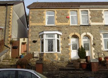 Thumbnail 2 bed semi-detached house for sale in Tillery Road, Cwmtillery, Abertillery