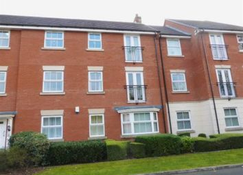 Thumbnail 2 bed flat for sale in Furlong Close, Barkby Road, Syston, Leicester