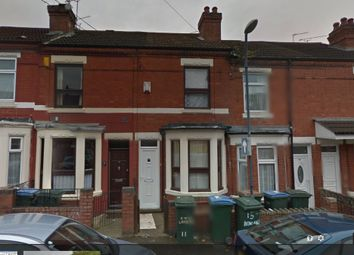Thumbnail 4 bedroom terraced house to rent in Newland Road, Coventry