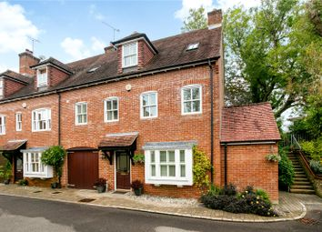 Thumbnail 4 bedroom semi-detached house for sale in Oxendown, Meonstoke, Hampshire