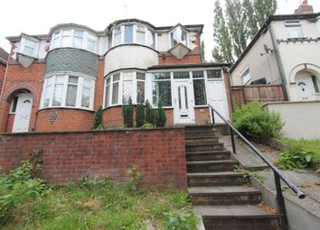 Thumbnail 3 bed semi-detached house to rent in Calshot Road, Great Barr