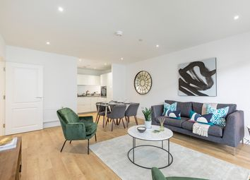 Thumbnail 3 bed flat for sale in Worsley Bridge Road, London