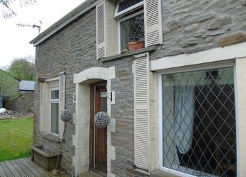 Thumbnail 1 bedroom cottage to rent in High Street, Argoed, Blackwood