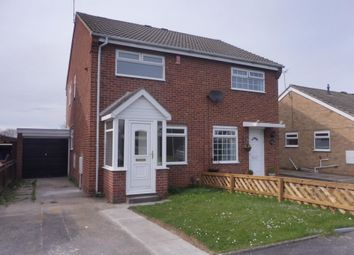 Thumbnail 2 bed semi-detached house to rent in Hilderthorpe, Nunthorpe, Middlesbrough
