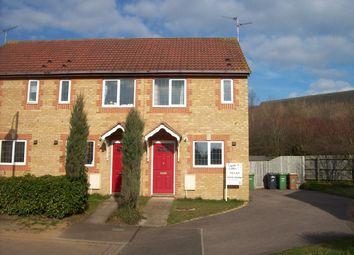 Thumbnail 2 bedroom end terrace house to rent in Lornas Field, Hampton Hargate, Peterborough