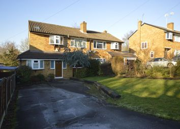 Thumbnail 3 bed semi-detached house to rent in Manor House Gardens, Abbots Langley