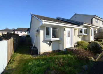 Thumbnail 2 bedroom semi-detached bungalow to rent in Bridge Road, Totnes, Devon