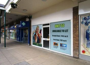 Thumbnail Retail premises to let in Unit 55 Belvoir Shopping Centre, Belvoir, Coalville