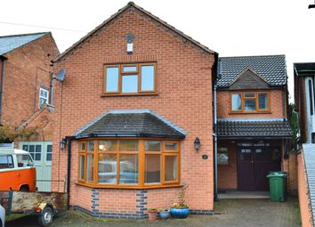 Thumbnail 4 bed detached house to rent in Melton Road, Thurmaston Leicester
