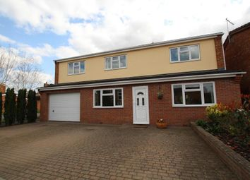 Thumbnail Detached house for sale in Merlin Drive, Ely