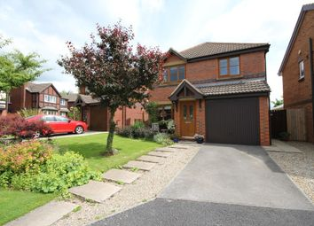 Thumbnail 4 bed detached house for sale in Briarwood, Freckleton, Preston, Lancashire