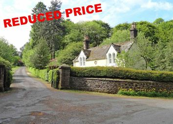 Thumbnail 2 bed lodge for sale in Eliock, Sanquhar