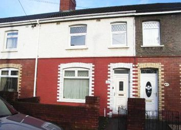 Thumbnail 3 bed terraced house to rent in Grove Road, Risca
