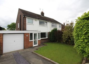 Thumbnail 3 bed semi-detached house for sale in Fieldhead Avenue, Bury