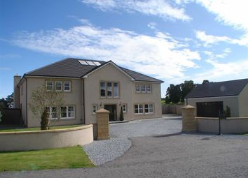 Thumbnail 5 bed detached house for sale in Hallowood Road, Elgin, Moray