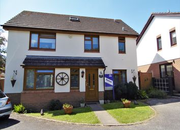 Thumbnail 5 bed detached house for sale in Boundary Park, Seaton, Devon