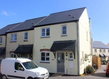 Thumbnail 3 bed end terrace house for sale in Goonbarrow Meadow, Bugle, St. Austell