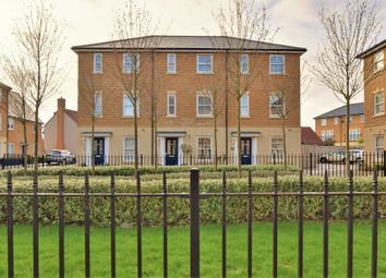 Thumbnail 3 bed town house for sale in Buckthorn Road, Dunmow
