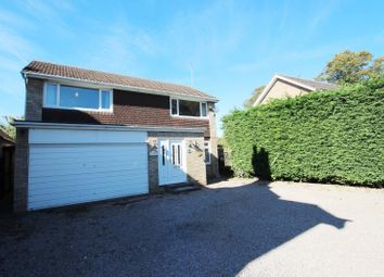 Thumbnail 4 bed detached house to rent in Eastfield Road, Peterborough