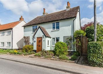 Thumbnail 4 bed detached house for sale in Fowlmere Road, Foxton, Cambridge