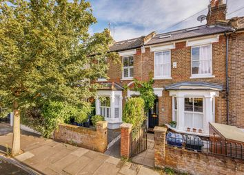 Thumbnail 4 bed terraced house for sale in Rothschild Road, Chiswick