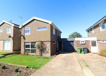 3 bed detached house for sale in Hogarth Road, Eastbourne, East Sussex BN23