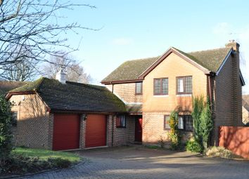 Thumbnail 4 bed detached house for sale in Cedar Drive, Fetcham, Leatherhead