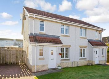 Thumbnail 3 bed semi-detached house for sale in Jenkins Court, Cambuslang, Glasgow, South Lanarkshire
