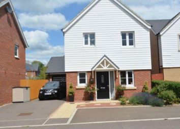 Thumbnail 3 bed detached house for sale in Holmes Meadow, Milton Keynes