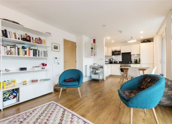 Thumbnail 2 bed flat for sale in Abraham House, Roseberry Place, London