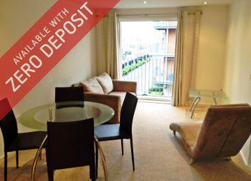 Thumbnail 2 bed flat to rent in Adamson House, Elmira Way, Salford