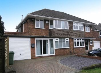 Thumbnail 3 bedroom semi-detached house for sale in Brownswall Road, Brownswall, Sedgley