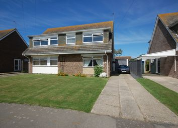Thumbnail 3 bed semi-detached house for sale in Northfield, Selsey