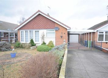 Thumbnail 2 bed detached bungalow to rent in Croft Road, Walton, Stone