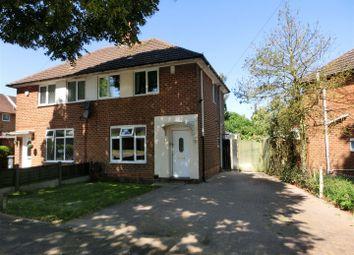 Thumbnail 2 bed semi-detached house for sale in Grendon Road, Kings Heath, Birmingham