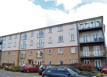 Thumbnail 2 bedroom flat for sale in Sorbus Road, Broxbourne
