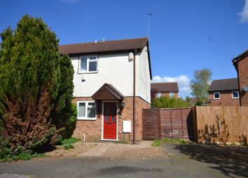 Thumbnail 2 bedroom semi-detached house for sale in Prestwold Way, The Glades, Northampton