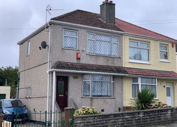 3 bed semi-detached house to rent in Ashburnham Road, Plymouth PL5