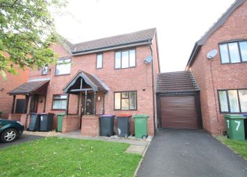 Thumbnail 2 bed semi-detached house to rent in Guests Close, Donnington, Telford