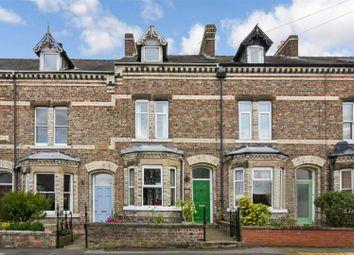Thumbnail 4 bed terraced house for sale in Ovington Terrace, York