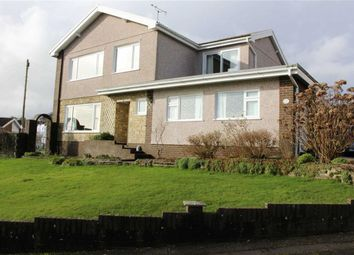 Thumbnail 4 bed detached house for sale in Eastland Close, West Cross, Swansea