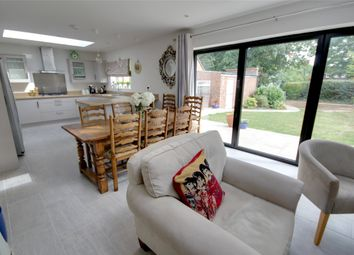 Thumbnail 3 bed detached bungalow for sale in Katherine Close, Addlestone, Surrey