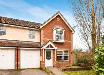 Thumbnail 3 bed end terrace house for sale in Arbery Way, Arborfield, Reading, Berkshire