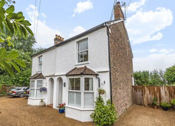 East View Cottages, East View Lane, Cranleigh GU6. 2 bed semi-detached house