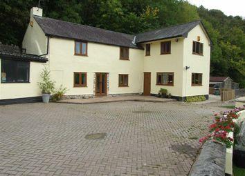 Thumbnail 3 bed detached house for sale in Leete Walk, Pantymwyn, Flintshire