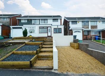 Thumbnail 3 bed semi-detached house for sale in Arbourfield Drive, Eaton Park, Stoke-On-Trent, Staffordshire