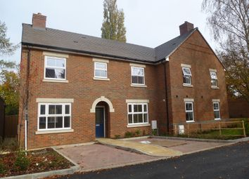 Thumbnail 3 bedroom semi-detached house for sale in Claremont Close, Winslow, Buckingham