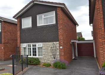 Thumbnail 3 bed link-detached house for sale in Glebelands, Stafford