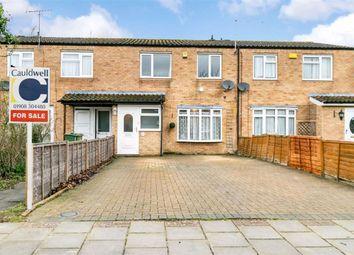 3 bed terraced house for sale in Bayard Avenue, Downs Barn, Milton Keynes, Bucks MK14