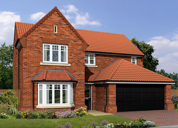 Thumbnail 4 bed detached house for sale in The Warkworth, Calverley Road, Farsley, Pudsey